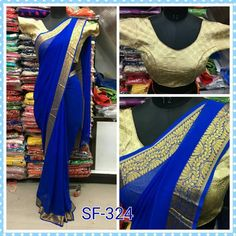 INDIAN STUNNING ETHNIC DESIGNER SAREE PAKISTANI PARTYWEAR GEORGETTE SARI 339 #ethnicitybynupur #sariSAREE  contact 8588962457