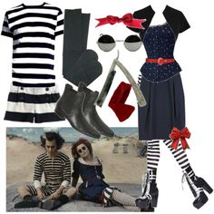 Polyvore Sweeney Todd!