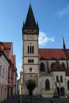 Bardejov - Bardejov, Presovsky