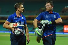 SYDNEY: England's miserable World Cup ended with a comfortable nine-wicket win over Afghanistan in a rain-marred Pool A clash at the Sydney Cricket Ground on Friday.