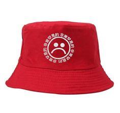 71b3b8e3 men's Panama Bucket Hats ring Patch banana letter boonie Japanese hat Sad  Boy Bob 8 style bucket Hat Panama Hip Hop women Panama