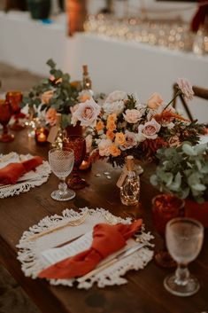Garden roses & Dry Foliage are the protagonists of this Terracottas Palette presented by the Cabo Wedding Planning Company. Wedding Goals, Wedding Events, Our Wedding, Wedding Planning, Dream Wedding, Wedding Ideas, Fall Wedding Colors, Autumn Wedding, Floral Wedding