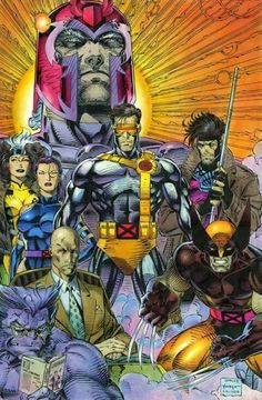 Jim Lee's X-Men