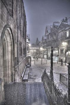 Eastgate Street, Chester, England, UK