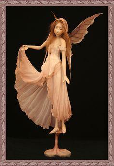 polymer arts doll artist