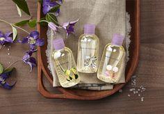 Massageöle mit natürlichen Ölen für 5,95€  bei Tchibo