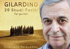 I 20 Studi Facili di Angelo Gilardino.  Leggi tutto e ascolta i venti studi integralmente dal link che segue. Angelo, Classical Guitar, Studio, Studios