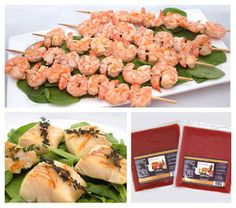 Who loves seafood? We have had several HCG Perfect Portion's customers fall in love with the HCG safe seafood that we offer. http://www.hcgperfectportions.com/