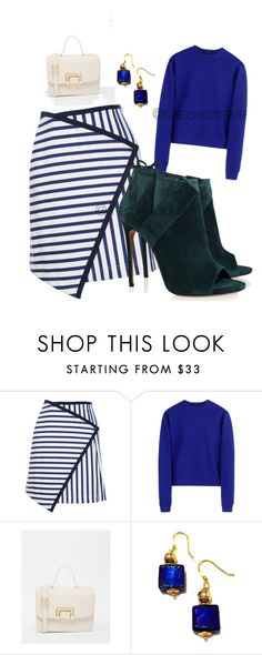"""""""Untitled #71"""" by mama-liciuos ❤ liked on Polyvore featuring Tanya Taylor, Acne Studios, ASOS and Casadei"""