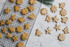 Vegan Kerstkoekjes   De Groene Meisjes
