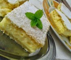 Vaníliás-kókuszos torta Recept képpel - Mindmegette.hu - Receptek Hungarian Recipes, Hungarian Food, Holiday Dinner, Winter Holidays, Cornbread, Feta, Tart, Cake Recipes, French Toast
