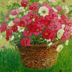 Liliane Fournier, Artiste Peintre, Oeuvres | Liliane Fournier