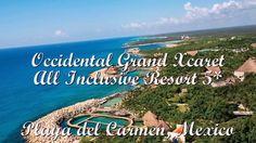 Occidental Grand Xcaret All Inclusive Resort 5 Mexico hotel