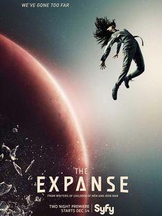 The Expanse, uma série criada por Mark Fergus, Hawk Ostby com Thomas Jane, Steven Strait: Situada 200 anos no futuro, The Expanse narra a história de um tempo em que a humanidade já colonizou o sistema solar. A história começa quando o desaparecimento de uma mulher leva um detetive (Thomas Jane) e o capitão de uma nave espacial (Steven St...