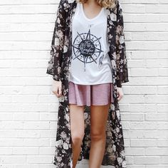 Our wanderer flowy tee is BY FAR the softest shirt we have to offer. You will be living in it for sure.