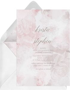 Soft Etched Florals Invitation in Creme Shabby Chic Wedding Invitations, Watercolor Wedding Invitations, Wedding Invitation Suite, Digital Invitations, Invitation Ideas, Invites, Wedding Website Design, Wedding Makeover, Wedding Canvas