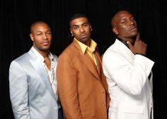 tgt | TGT (TYRESE, GINUWINE, TANK) ARE REUNITED & BACK IN THE STUDIO ...