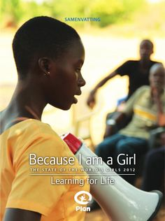 Because I am a Girl - Rapport 2012