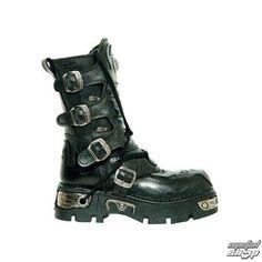 NEW ROCK je celosvětově jednou z nejlepších firem vyrábějících obuv.