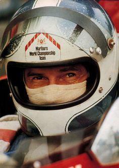 RIP Jean Pierre Beltoise , BRM 1972. Died on 2015 January 05