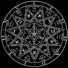 Lessons on Wicca And Spirituality Occult Symbols, Magic Symbols, Occult Art, Ancient Symbols, Aleister Crowley, Satanic Art, Magic Circle, Animes Wallpapers, Archetypes