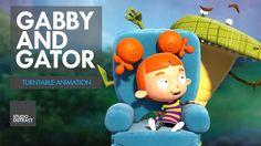 Gabby and Gator - Turntables on Vimeo