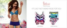 NEW #Flirtitude season in stores and online and #JCPenney. Go check out some of my designs - Bras, Panites, and Sleepwear :)