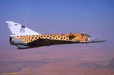 South African Air Force Cheetah