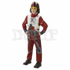 Disfraz Hero Battler Ep7 deluxe para niño - Dresoop.es