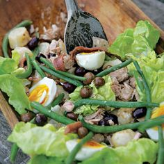 Salad Nicoise - Recipe