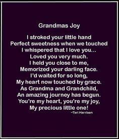grandma's joy