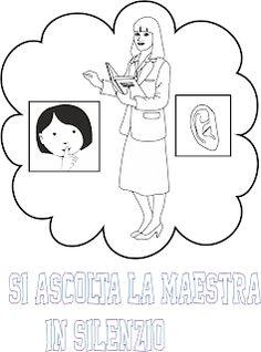 A Scuola con Poldo: Cartelloni delle regole Italian Language, Feelings And Emotions, Classroom Management, Projects For Kids, Montessori, Homeschool, Snoopy, Coding, Kawaii