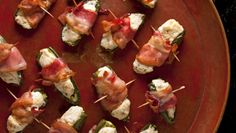 Bacon Wrapped Dates with Almonds, Devils on Horseback Recipe | SAVEUR