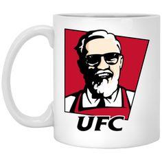 Conor McGregor UFC KFC Mug