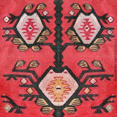 Second Hand Red Carpet Runner Persian Carpet, Persian Rug, Pagan Symbols, Viking Art, Sheep Wool, Rug Making, Carpet Runner, Kilim Rugs, Rugs On Carpet