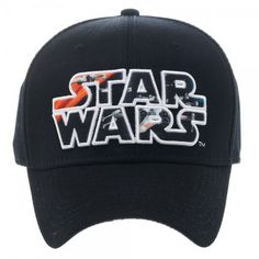 f652618c9e9ff STAR WARS X-WING WITHIN EMBOSSED STAR WARS LOGO BASEBALL CAP HAT One size  fits