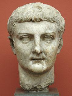 Head of Germanicus. Marble. After 19 CE. Height 34 cm. Inv. No. 756. Copenhagen, New Carlsberg Glyptotek