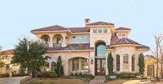 Villa Foscari House Plan - Front