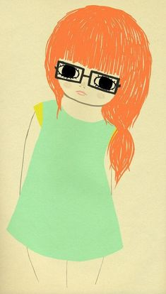 Ashley Goldberg can make anything look cute! On the blog today: http://www.artisticmoods.com/ashley-goldberg/ @ashleygoldberg