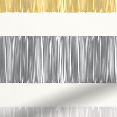 Smart, modern and cool, the Cardigan Stripe Flax Grey hosts horizontal stripes of yellow ochre, dove grey and slate across a softly textured backdrop. br  br This blind fits in swimmingly to the ev...