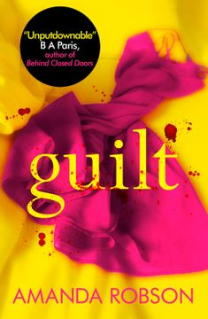 Guilt – Amanda Robson 5*Review