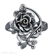Sterling-Silver-Womens-Large-Antiqued-Finish-Rose-Ring-sr-bifi-cfaw.jpg