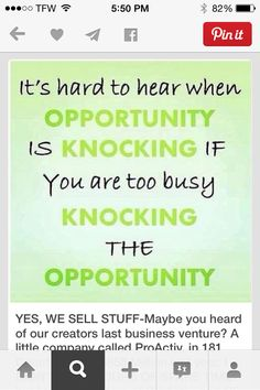 Looking for a great income opportunity?  You can't go wrong with the doctors who created Proactiv!  Join me, and them, and see how Rodan & Fields can change your life!  Message me to learn more! https://cfreeman1.myrandf.biz