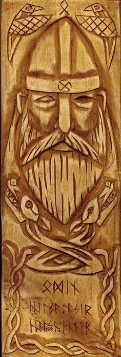Odin by LordEinherjer.deviantart.com on @deviantART