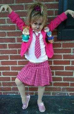 Chipettes Costumes Halloween