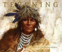 Terpning: Tribute to the Plains People av Harley Brown og Howard Terpning (Innbundet)