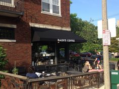Kaldi's Coffee House in St Louis, MO