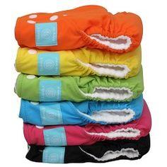 Charlie Banana Cloth Diaper System