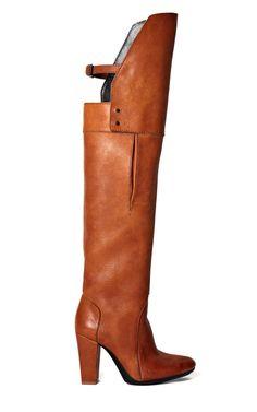 Shop Peanut Ora Over The Knee Boot by 3.1 Phillip Lim - Moda Operandi