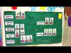 My Daily 5 (or Organization 3rd Grade Reading, Guided Reading, Beginning Of School, Back To School, Grade 1, Second Grade, Classroom Organization, Classroom Ideas